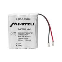 Bateria Pila Recargable Tamaño Aa 3.6v 600mah Nueva Mitzu