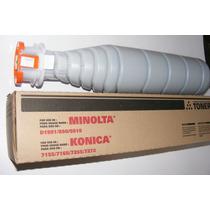 Cartucho Toner Konica Minolta Tn-601k Marca Densigraphix