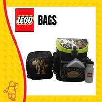 Mochila Escolar Lego Bionicle Mata Nui, Active Bag Original
