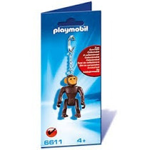 Playmobil 6611 Llavero Chango Monito Zoo Safari Sabana Js