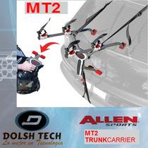 Nuevo Allen Mt2 Rack Porta 2 Bicicletas P/vehículos C/ Hitch
