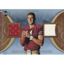 2007 Ud Artifacts 2x Jersey Alex Smith 79/350 Qb 49ers