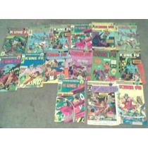 Comics Macc.division Kungfu