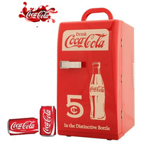 Mini Refrigerador Frigobar Coca-cola Estilo Retro 18 Latas