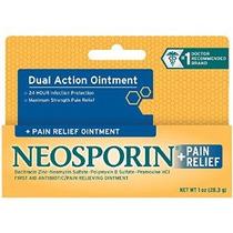 Primeros Auxilios Neosporin Ungüento Antibiótico Maximum Str