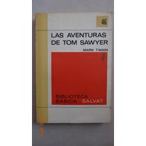 Libro Las Aventuras De Tom Sawyer De Mark Twain Buen Estado