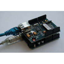 Arduino Ethernet Shield W5100 Microcontrolador Pic