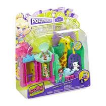 Oferta Pollyville Zoológico Polly Pocket Mattel