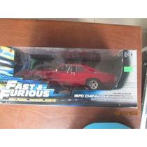 Auto De Colección Chevelle Ss 1970