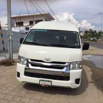 Toyota Hiace 2014 (15 Pasajeros)