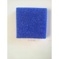 Mosaico Veneciano Azul Cobalto C044 5 X 5 Para Alberca