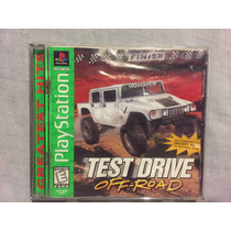 Test Drive Off Road Sony Playstation Envío Gratis!!!