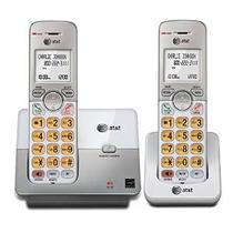 At & T El51203 Dect 6.0 Teléfono Con Identificador De Llamad