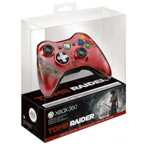 Control Xbox 360 Edicion Tomb Raider Nuevo Blakhelmet