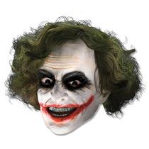Batman Traje - El Joker Caballero Oscuro Peluca Y Máscara D