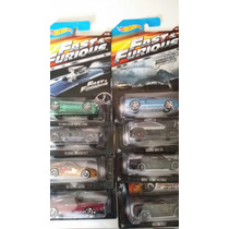 Hotwheels Fast And Furious Coleccion 8 2015