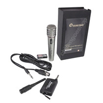 Microfono Alambrico E Inalambrico Soundtrack Karaoke