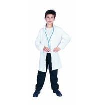 Disfraces Rg Del Médico Bata De Laboratorio Niño Grande / Ta