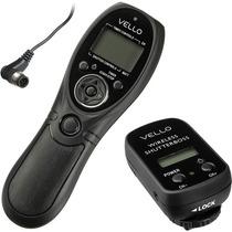 Control Disparador Vello Temporizador Inalambrico Nikon Mn4
