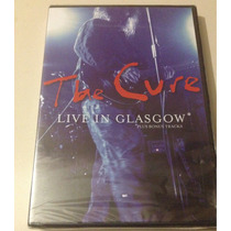 The Cure Live In Glasgow Dvd Nuevo Importado Alemania