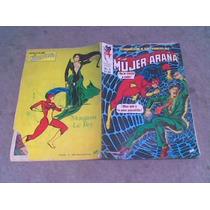 Comic La Mujer Araña No.5