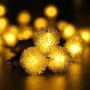 [actualizado 50 Leds] Luckled Solar Al Aire Libre Luces De C