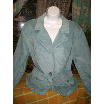 Hermoso Saco Blazer Marca Mix It Extragrande Ix Llenita Pm0