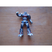 Mini Figura De Transformer Mide 8 Cm