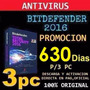 Bitdefender Total Security 2016 3 Pcs 100%original