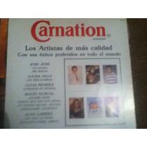 Disco Acetato De: Carnation Clavel