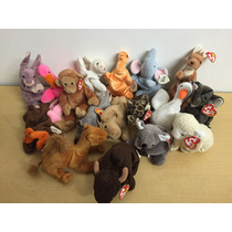 Lote De Peluches The Beanies Babies Collection