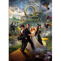 Oz El Poderoso Cine Aventura Pelicula Dvd