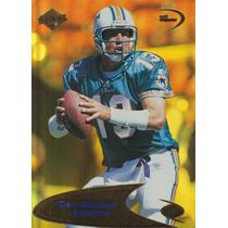 1998 Edge Odyssey Level 2 Hologold Dan Marino 3q Qb Dolphins
