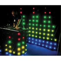 Chauvet Motion Drape Luz Led Efecto Luminoso