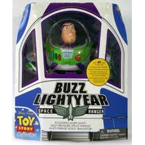 Muñeco Buzz Lightyear Toy Story Colección Parlante Español