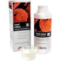 Redsea Colors B 500ml Aditivo Para Colorear Corales Rojos