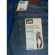 Jean's Mezclilla Dama Lee Stretch T-6 $199 Original