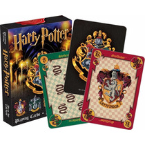 Harry Potter Deck De Cartas Para Jugar Pokar. Baraja