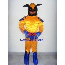 Padrisimo Disfraz De Wolverine Disfraces Regalo Para Niños