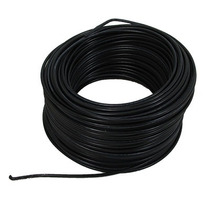 Cable Thw/90 #10 Negro 100 Mts Argos.