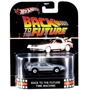 --- Time Machine Delorean Hotwheels Retro Serie 1:64 ---