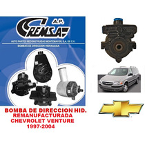 Bomba De Dir. Hidraulica/licuadora Remanu. Venture 97-04