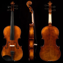 Violín 4/4, Copia Stradivarius 1721 A Mano X Luthier.