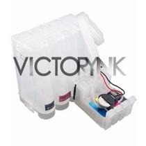 Sistema De Tinta Xp 201 - Xp 211 Sin Tinta