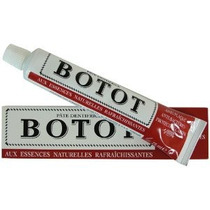 Botot Europea Natural Crema Dental 75 Ml.