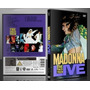 Madonna The Virgin Tour + Like A Player Lp Remixes Mdna 80s