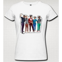 Playeras De One Direction Padrisimas, Llevate Ya La Tuya Sp0