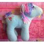 Mi Pequeno Pony De Peluche Con Globo Aerostatico Pintado