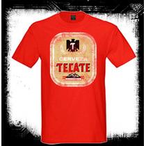 Tecate - Cerveza Mexicana Camiseta Va Por Ti
