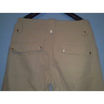 Pantalon Original Aca Joe Talla M Tipo Cargo